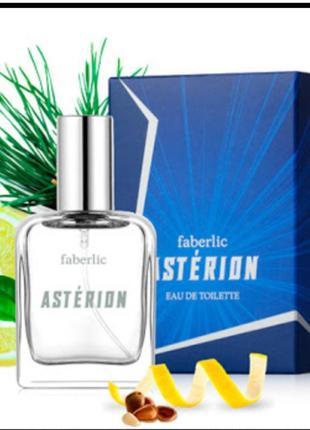Парфюмерная вода astérion, asterion, астерион фаберлик.