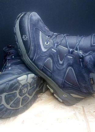 Треккинговые ботинки jack wolfskin 38 р # 1353