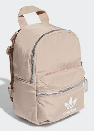 Маленький мини рюкзак adidas оригинал