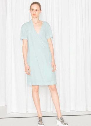Очень нежное платье из вискозы от & other stories