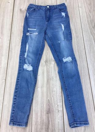 Стильные актуальные джинсы тренд levi's lee cooper h&m denim slim skinny