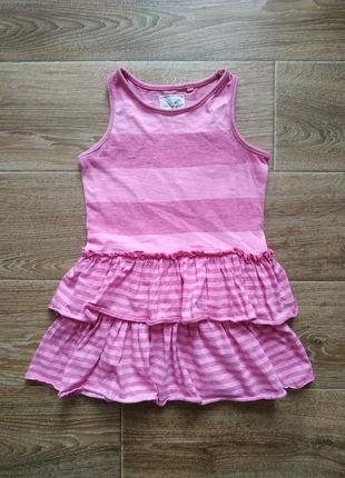 Next летнее платье р.3 98 см