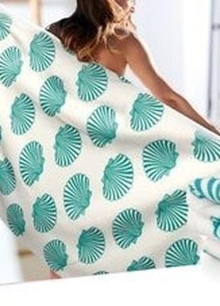 Большое пляжное полотенце ив роше