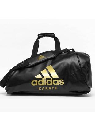 Сумка рюкзак adidas с логотипом karate