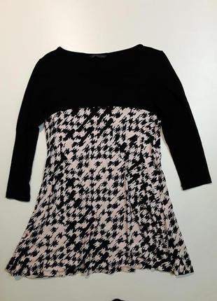 Фирменное трикотажное платье