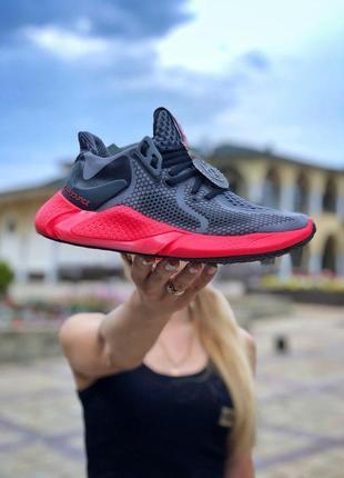Шикарные женские кроссовки adidas alphabounce