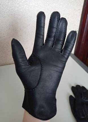 Lauret франция кожаные перчатки