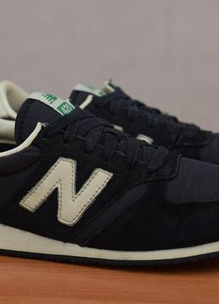 Черные кроссовки new balance 420, 39.5 размер. оригинал