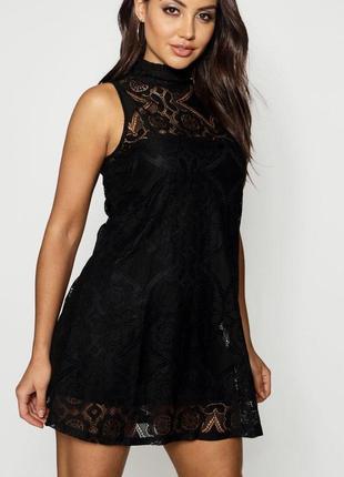 Платье туника boohoo 38p