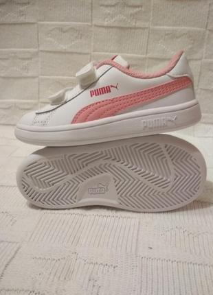 Кроссовки puma для девочки, размер 24