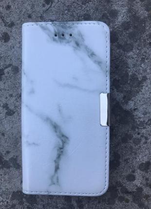 Чехол книжка кожаный чохол на iphone 6