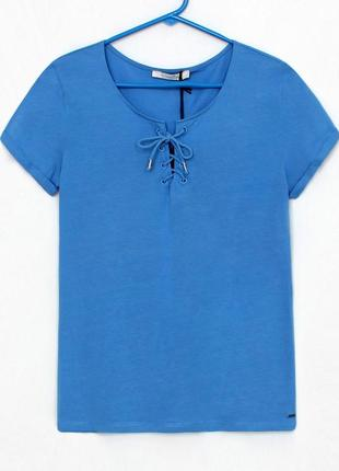 Женская отличная футболка tom tailor