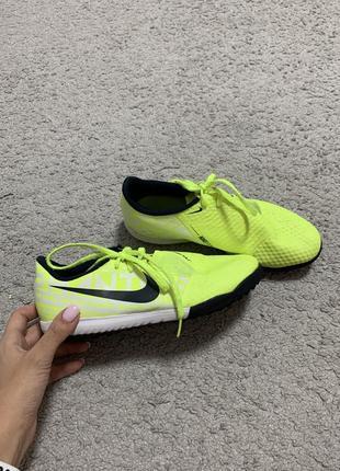 Nike сороконожки р38