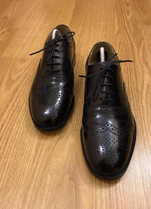 Туфли броги kensington classics