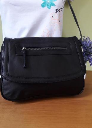 Женская кожаная сумка clarks