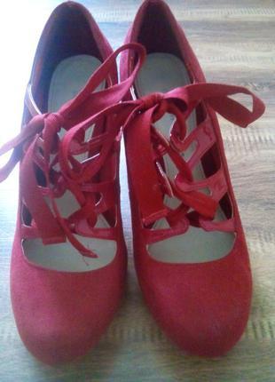 Красивые туфельки от dorothy perkins