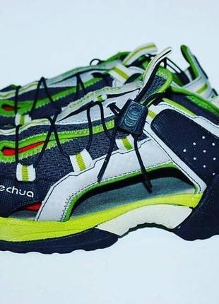 Трекинговые сандали босоножки quechua (туристические как teva/keen)