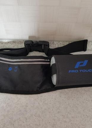 Спортивная сумка с бутылкой (код 2)