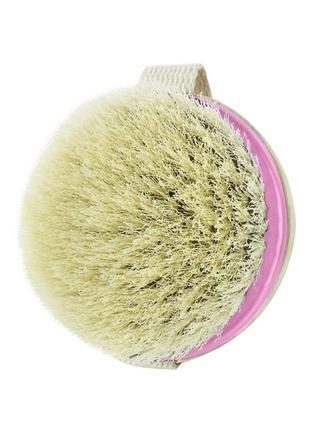Щетка для сухого массажа ecotools dry brush