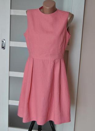 Льняное платье gap / лляне плаття