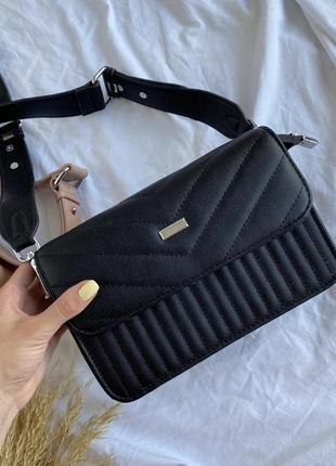 Красивая сумка из эко-кожи
