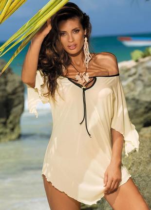 Пляжная туника lily 339 marko
