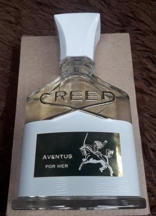 Тестер creed aventus for her 125 мл