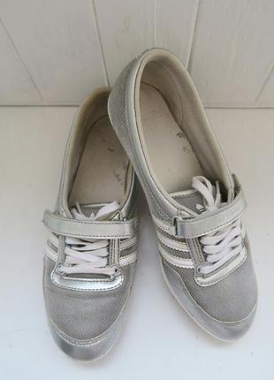 Кеды кроссовки мокасины adidas оригинал