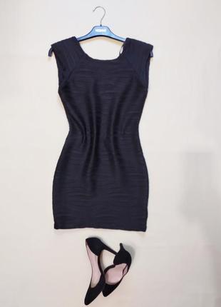 Актуальное маленькое черное платье  мини платье ax paris s-m