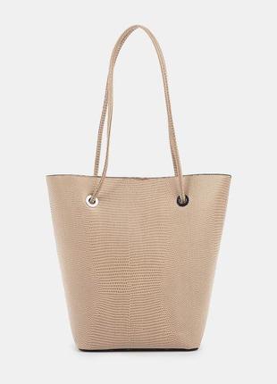 Topshop новая роскошная стильная крутая сумка шоппер рептилия с вкладышем