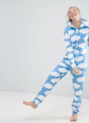 Яркая пижама asos