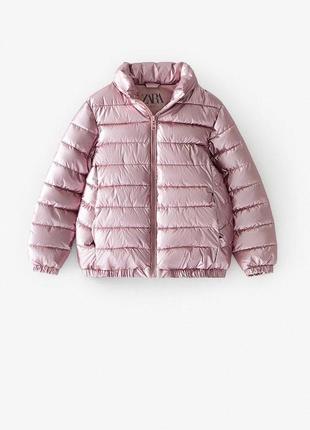 Популярная стильная курточка  zara для девочки