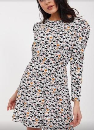Платье для прохладного лета