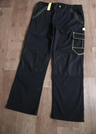 Рабочие брюки профессиональные штаны спецодежда powerfix германия