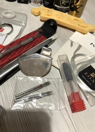 Гель лак ножнички для кутикулы4 фото