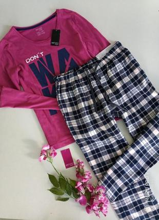 Классний комплект пижама от немецкого бренда esmara с