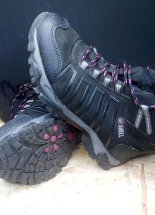 Треккинговые ботинки crane 36 р # 1384
