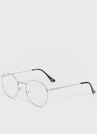 Имиджевые круглые очки 😎