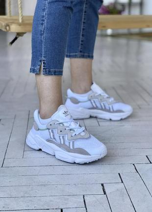 Кроссовки женские 💥 adidas ozweego топ качество 💥 кроссовки адидас