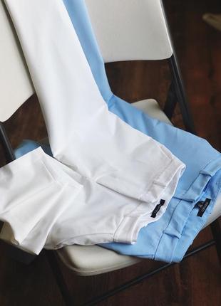 Пара брюків (білі  блакитні) esmara
