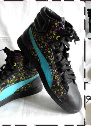 390559425b35 ... Puma first round star модные кроссовки со звездочками (оригинал) размер  39-404 ...