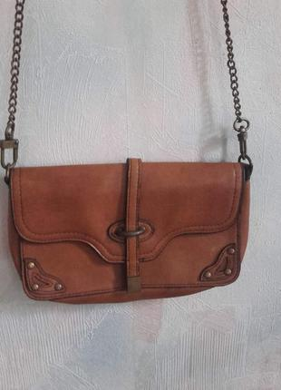 Винтажная сумочка на цепочке