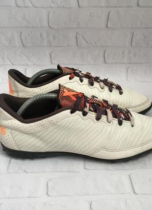 Сороконожки adidas x 15.3 многошиповки бампы футзалки футбольная обувь оригинал