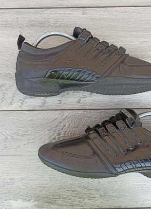 Geox raspira женские кожаные кроссовки оригинал
