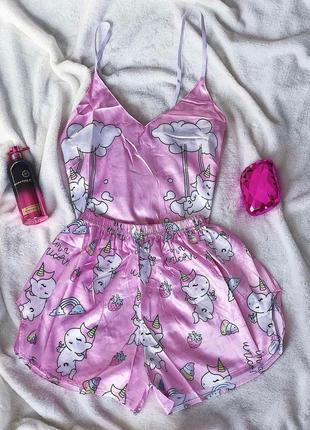 Единорожки пижамки