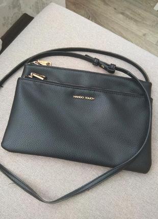 Красивая сумочка от mango🖤