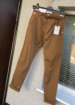 Новые брюки штаны чиносы италия чіноси bershka
