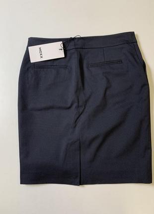 Синяя юбка футляр mexx