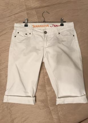 Шорты джинсовые m