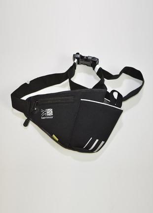 Беговой пояс, сумка, сумочка karrimor running belt